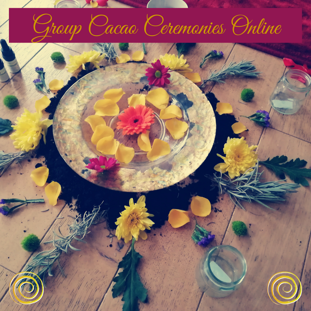 Online Group Cacao Ceremonies