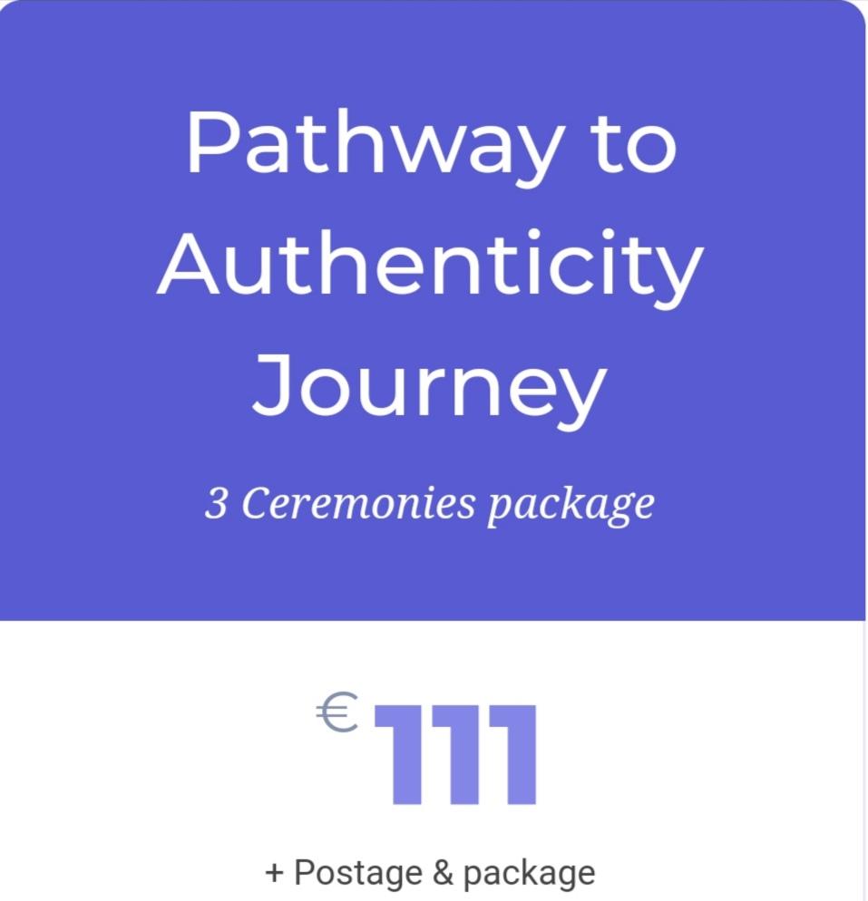 3 Ceremonies - Pathway to Authenticity