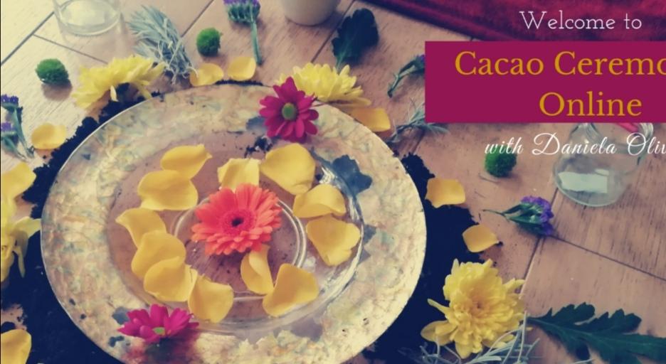 Cacao Ceremonies Online